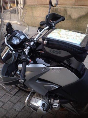 Moto trasporte